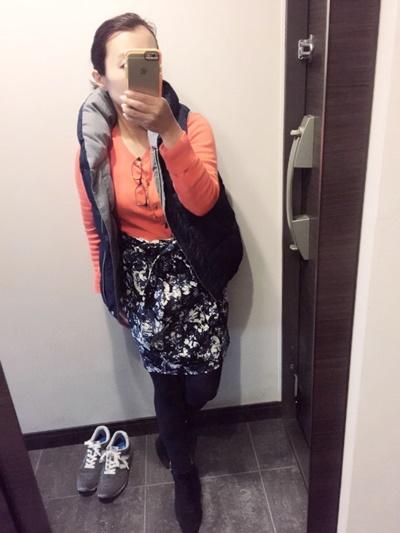 身長が小さい女性のファッション