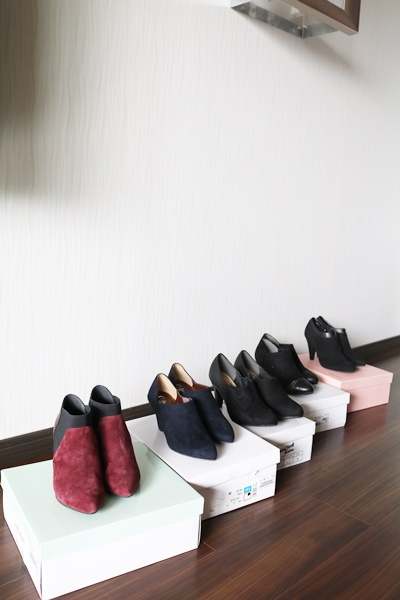 小さいサイズのブーツ 女性 マルイ通販