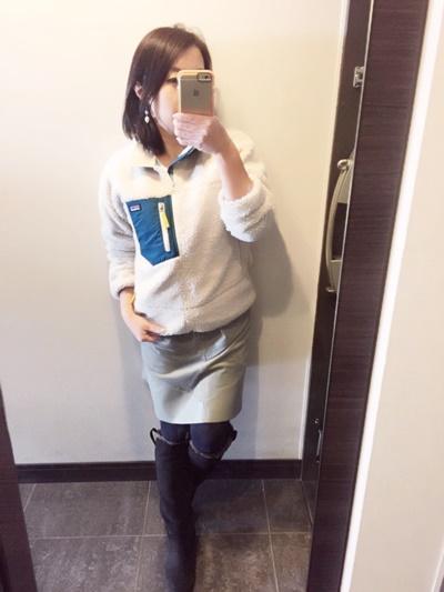 アウトドアファッション パタゴニア