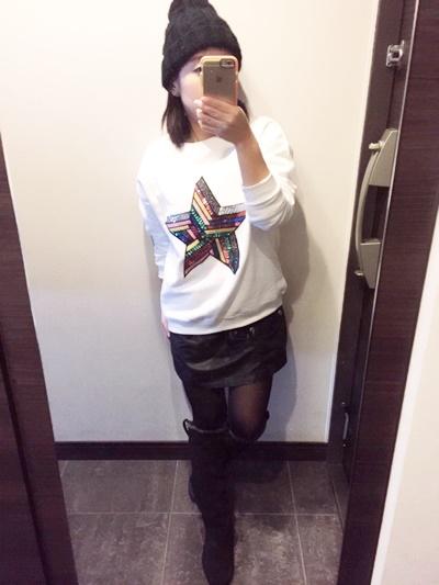 小柄ファッション