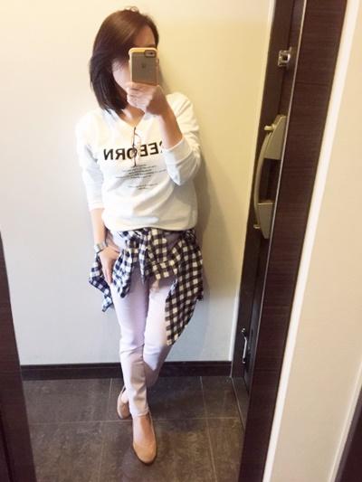 GUで買うべきものはどれ?綺麗色パンツはこの春外せない!