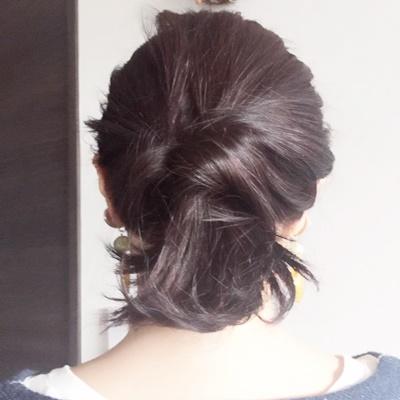 田中亜希子さんが可愛すぎ!超初心者の私がヘアアレンジ挑戦中!