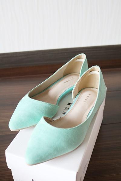 綺麗色ペタ靴をマルイ通販で買いました!小さいサイズでも買い物に困らない!
