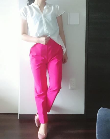 小柄でもプチプラファッションで楽しめる! 身長144cm夏コーデ