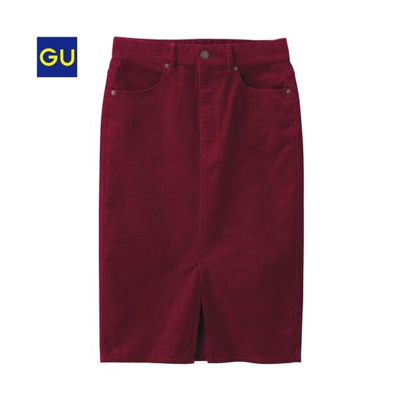 GU タイトスカート