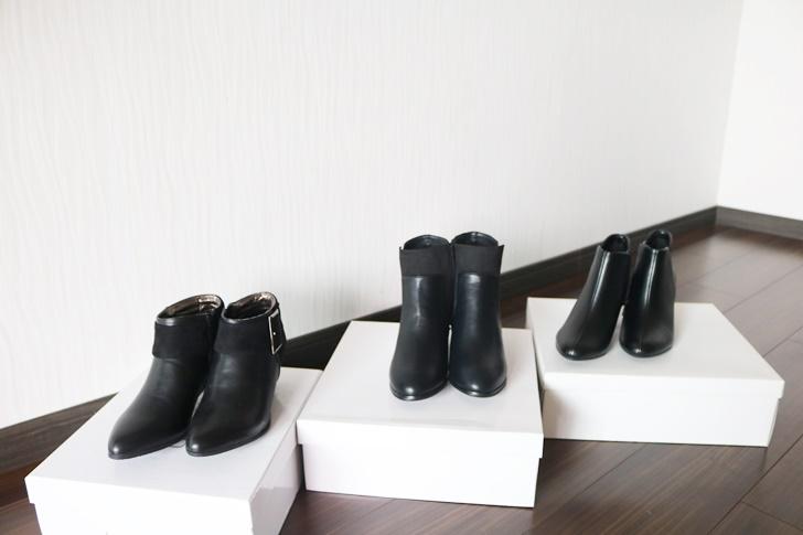 大満足できる靴をお家でゲット!履き比べて自分にピッタリのブーツを購入したよ