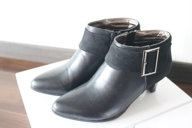 テーン 小さいサイズのブーツ