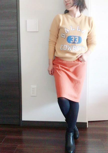 きれいめカジュアル 30代
