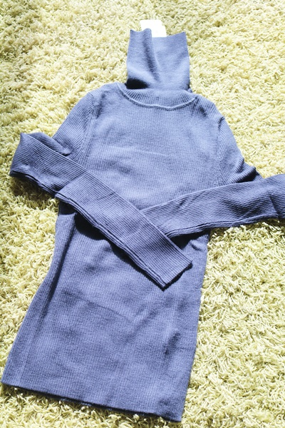 ユニクロ 小さいサイズ セーター