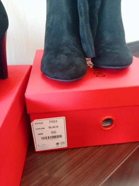 マルイ通販 小さいサイズブーツ