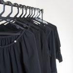 黒い服 黒服 黒 小さいサイズ