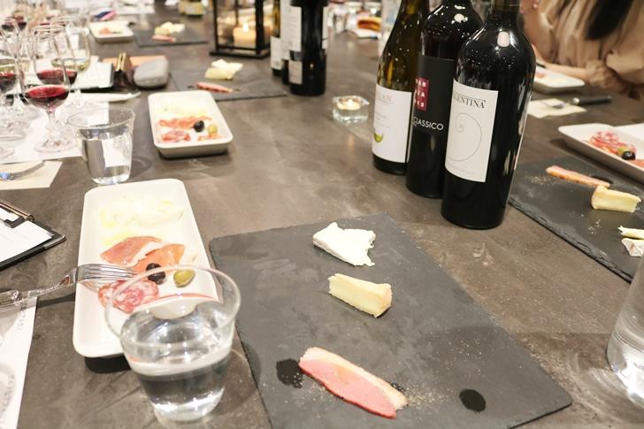 ミシェランレシピの料理が学べるFOOVER(フーバー)でワインレッスンを受けました
