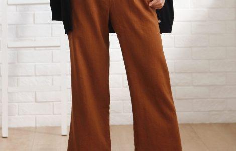 今買うワイドパンツはこれだ!身長が低い人でも美バランスで穿きこなそう!