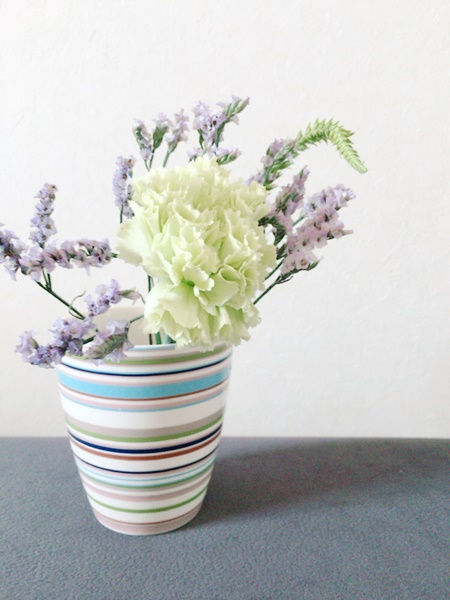 自宅用のお花を送ってくれる bloomeelife