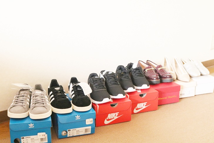 靴をネットで買う マルイ通販
