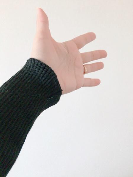バニラタイニー 袖の長さ