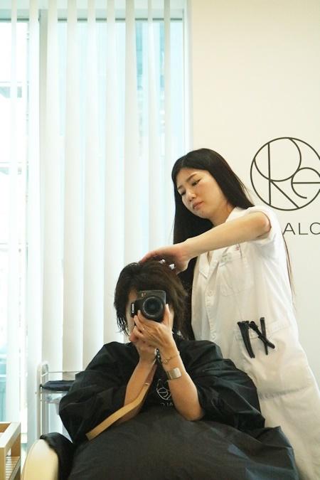 RESALON(アールイーサロン)ツヤ髪