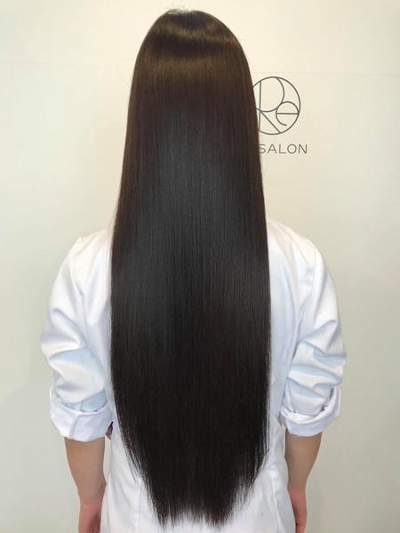 RESALON スタッフの髪