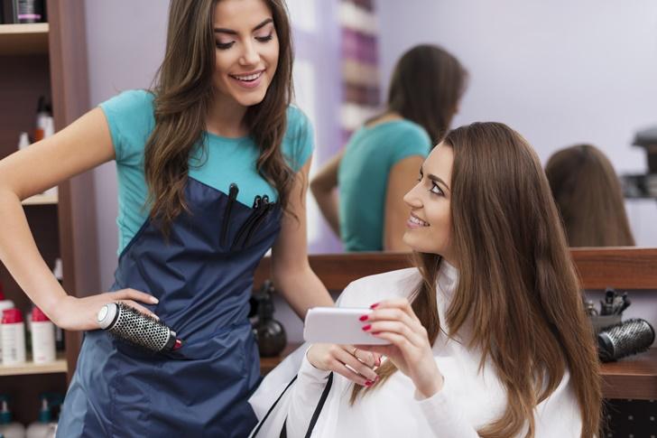 美容院で思い通りの髪型になる方法