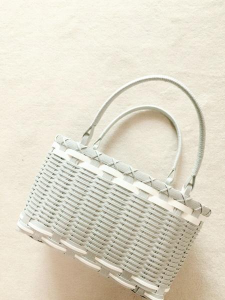 おばあちゃんの手作りバッグ