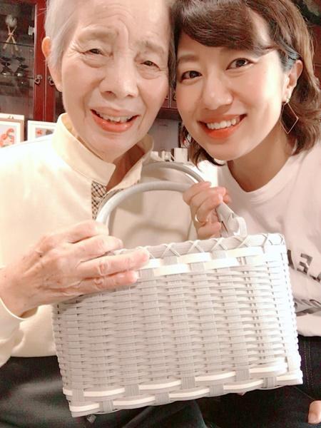 おばあちゃんのバッグ