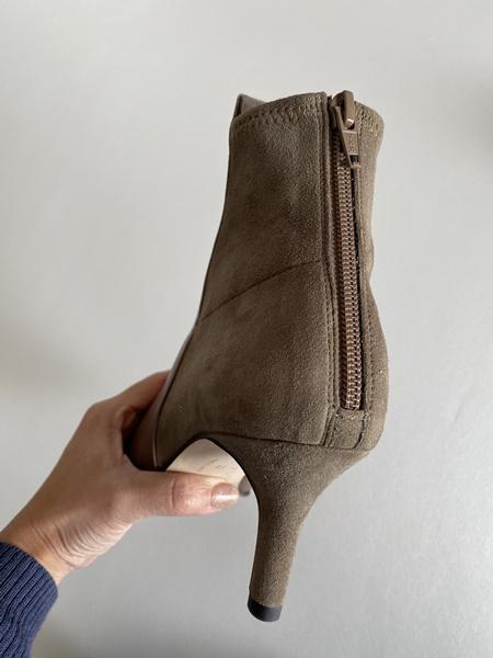オデットエオディール ブーツ