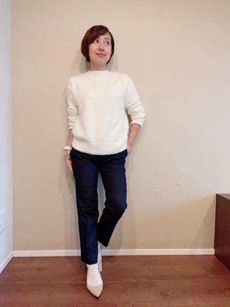 シンプルな服のコーディネート方法