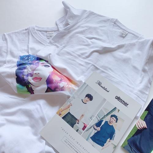 Tシャツをデザインする