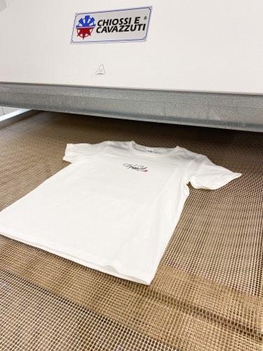 HappYコラボTシャツ