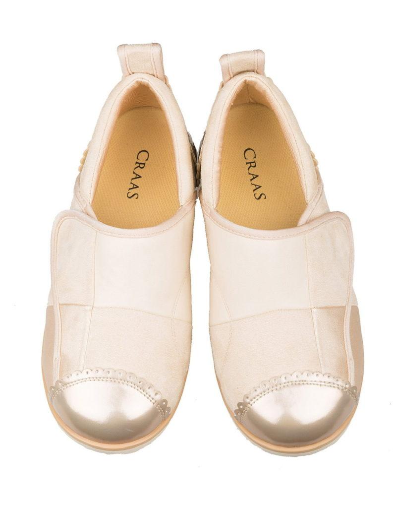 外反母趾用の可愛い靴