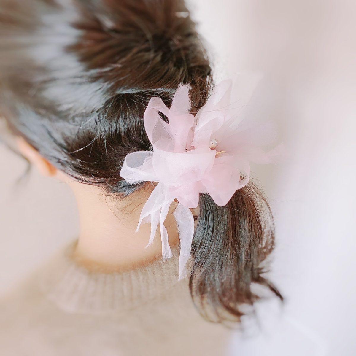 咲き編みアーティスト chiko(チコ)レンゲ