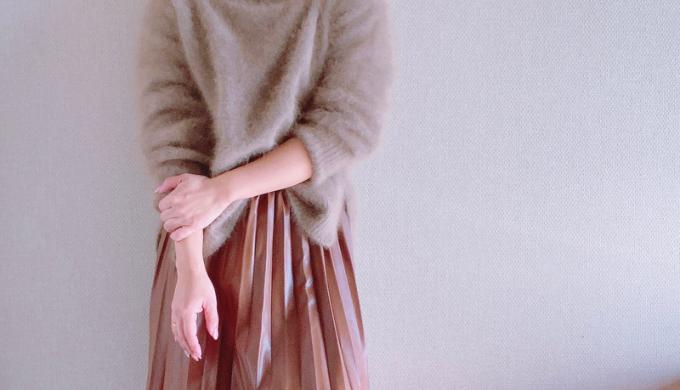 小さいサイズ プリーツスカート