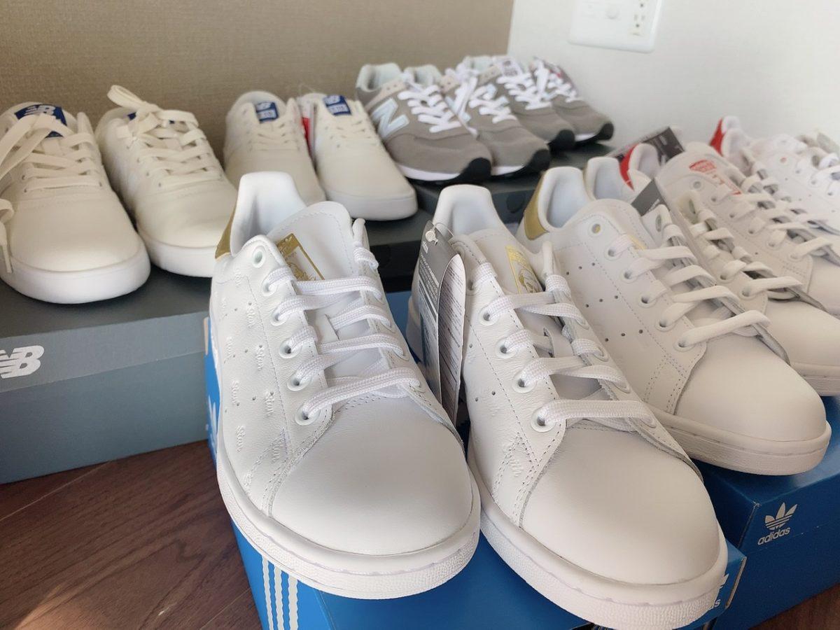 マルイウェブ 靴を全部返品