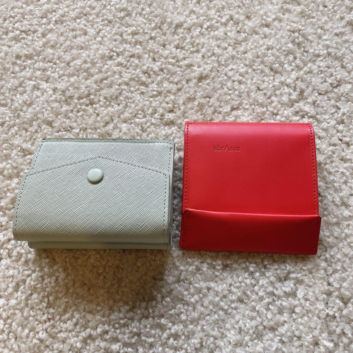 アブラサス 他財布と比較