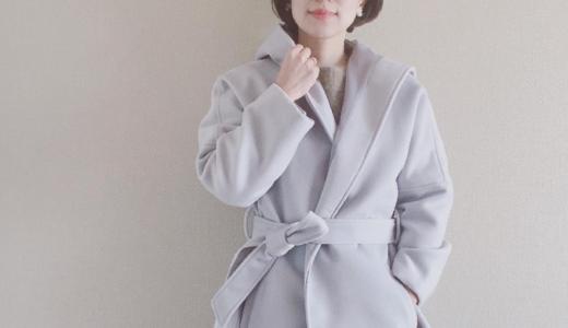 小柄専用ブランド「コンプティート」のコートはさすが!ピッタリサイズでしかも暖かいから低身長女子は買うべき!