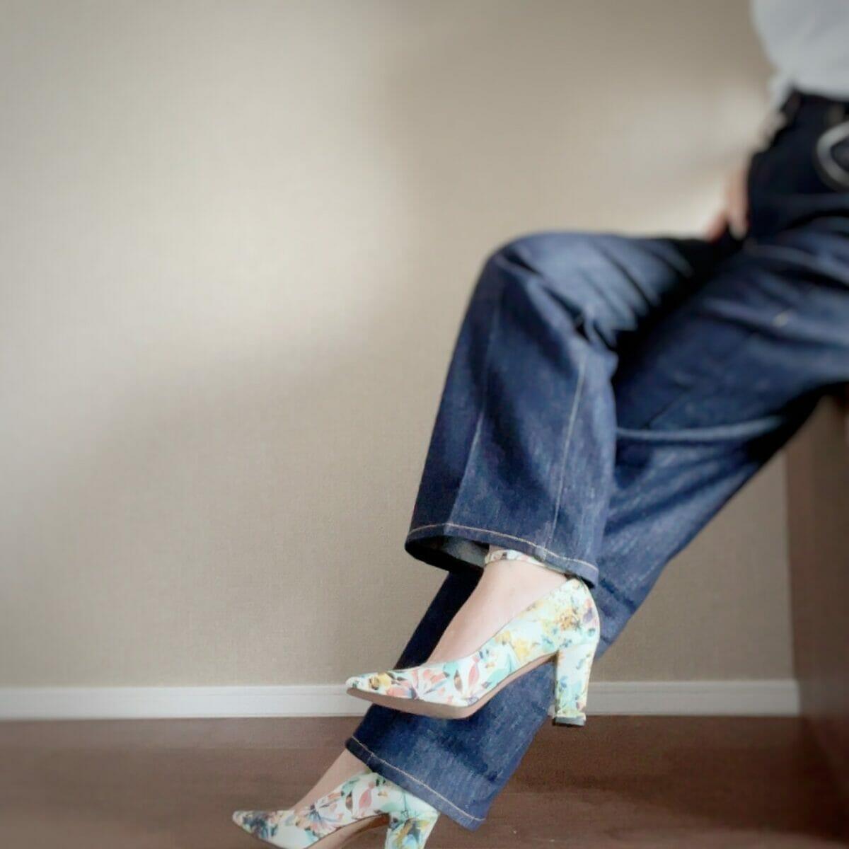 足が小さい オーダーメイド靴