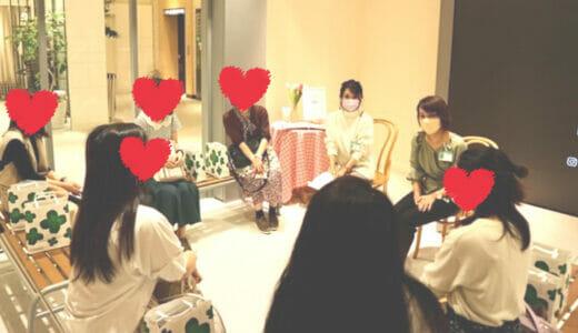 阪神百貨店で小柄トークイベント開催しました!同じ身長だからこそ共感できる!